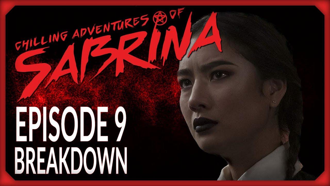 "Download Chilling Adventures of Sabrina Episode 9 ""The Returned Man"" Breakdown!"