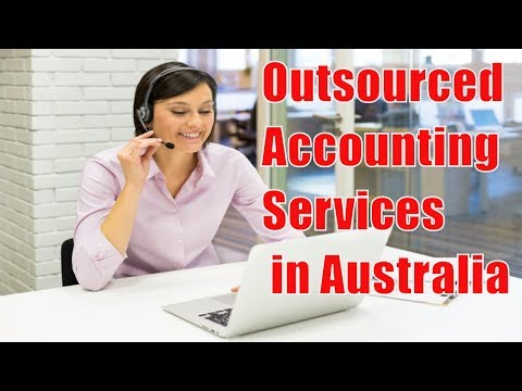 Outsourced Accounting Services In Australia