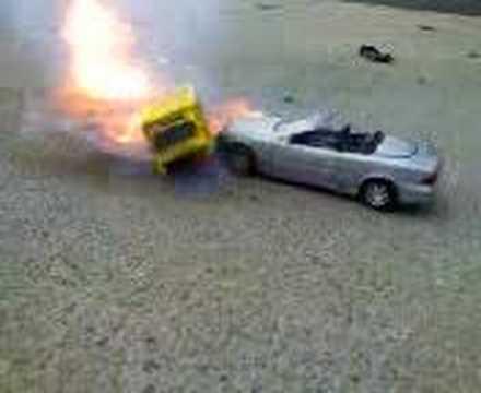 toy car crash youtube. Black Bedroom Furniture Sets. Home Design Ideas