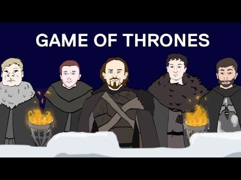 Game Of Thrones Season 8 Parody Trailer - Jon Snow ...