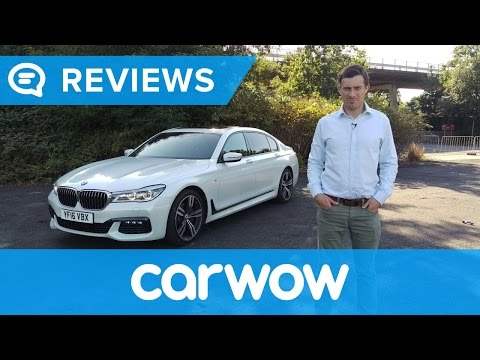 BMW 7 Series 2018 in-depth review | carwow Reviews