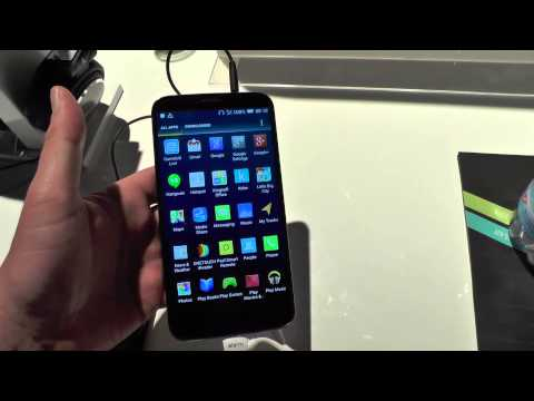 Hands-On Alcatel One Touch Hero 2, IFA 2014 - www.technoviel.de (German)