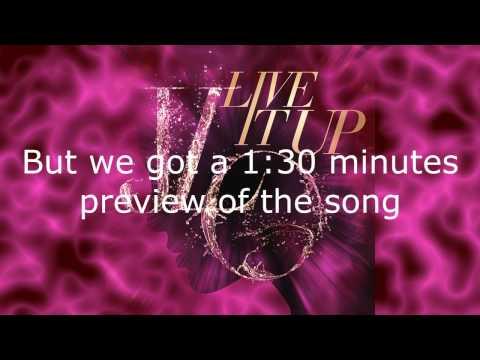 Live It Up - Jennifer Lopez & Pitbull [ SONG + LYRICS + REVIEW ]