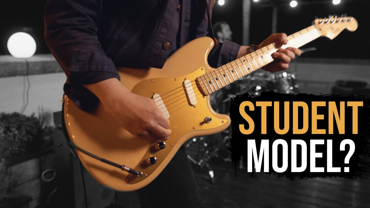 """""""What guitar is THAT?!"""" 
