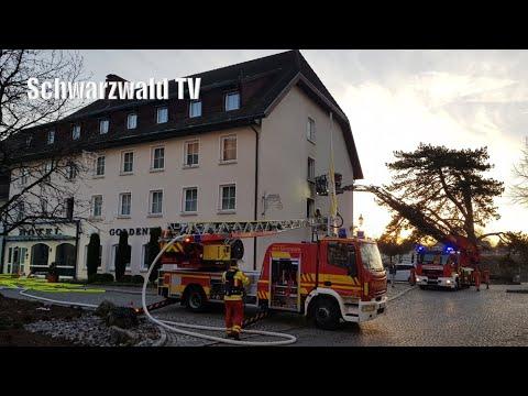 Hotelbrand Schwarzwald