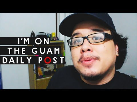 I'm On The Guam Daily Post