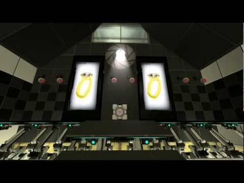 The Gary Hudston Project Portal 2 Engagement