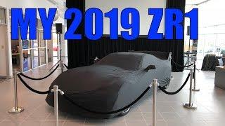 MY 2019 Corvette Unveiling Event