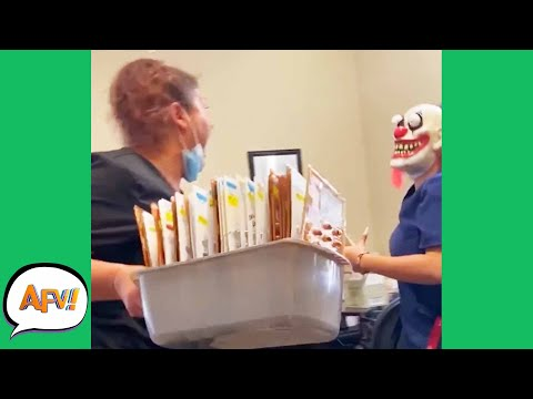 Reasons to HATE Your Coworkers! 😱 😂 | Funny Pranks & Fails | AFV 2020