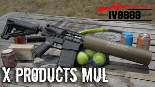 X Products Multi Purpose Launcher: First Look