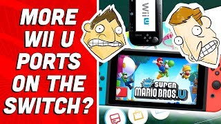 More Wii U Ports Coming To The Switch? - Rerez Hot Take