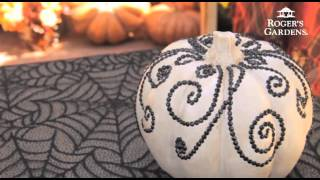 Roger's Gardens | Fall Tablescapes 2012