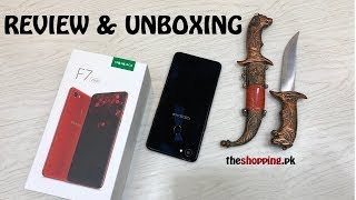 OPPO F7 BLACK | F7 REVIEW & UNBOXING | F7 CAMERA FEATURES