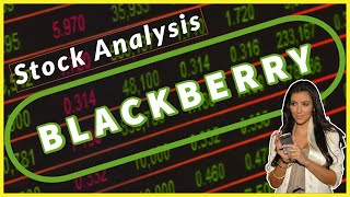Blackberry  Bb  Stock Analysis - 10k Annual Report + Recommendation