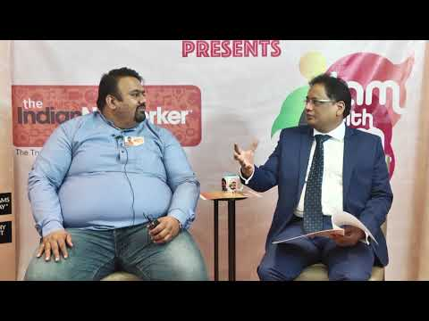 'Investor Quotient' with  Sanjay Mehta Private Investor in Startups