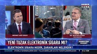 Yeni tuzak Elektronik Sigara mı? - (TSSD Başkanı Dr. Mustafa Aydın)