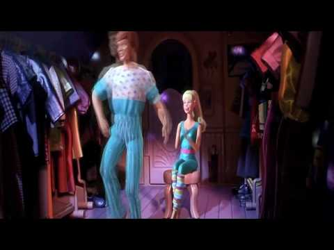 Toy Story 3 - Ken's fashion show