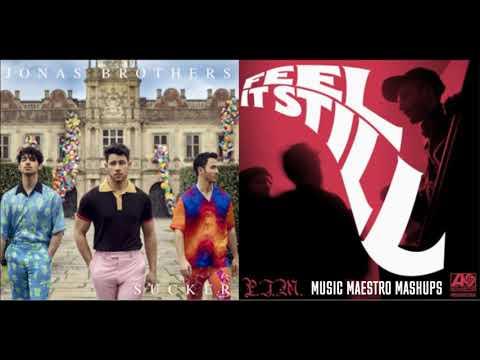 Sucker/Feel It Still [Mashup] - Jonas Brothers & Portugal. The Man Mp3