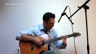 For My Mother  Ruddy Meicher Solo Guitar Acoustic  Fingerstyle