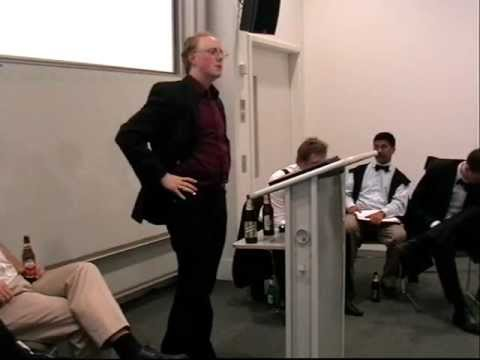 Oxfordmania - SBS Class Economics Debate - 2012