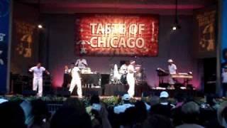 "BBD ""Poison"" at Taste of Chicago 2010"