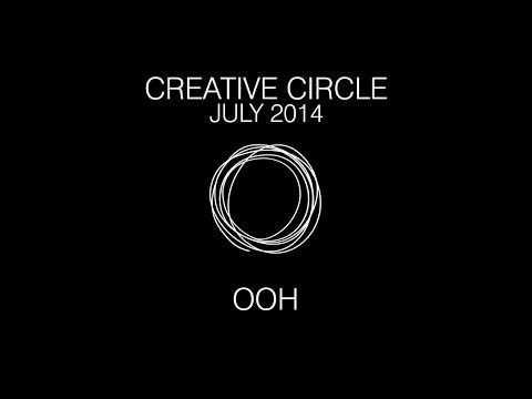 Creative Circle July 2014 OOH Winners