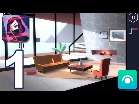 Agent A: A Puzzle In Disguise - Gameplay Walkthrough Part 1 - Chapter 1-2 (iOS)