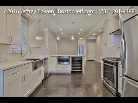 349 Meridian Street Unit #2 East Boston, MA 02128. Three Luxury condos for sale.