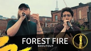 Forest Fire   Shoutout to American Beatbox