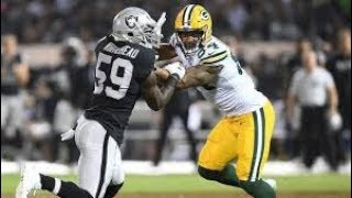 OAKLAND RAIDERS!!! WHY WE WILL BEAT THE GREEN BAY PACKERS!!!! PREVIEW SHOW!!!