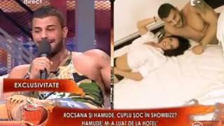 """Un Show Pacatos - Rocsana Marcu """"Eu si Hamude suntem amici!"""""""