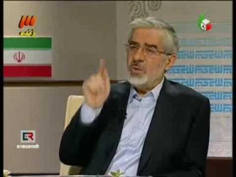 Monazereh - Debate - Mousavi-Ahmadinejad
