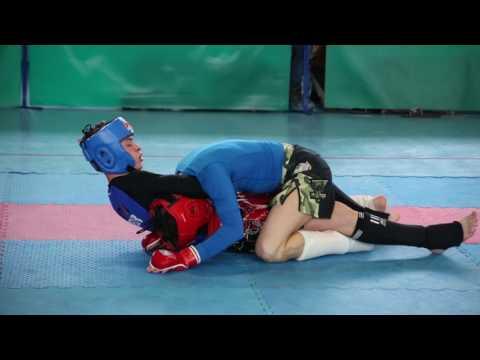 Соревнования по ММА среди юношей 12-17 лет. г. Богородск ФОК