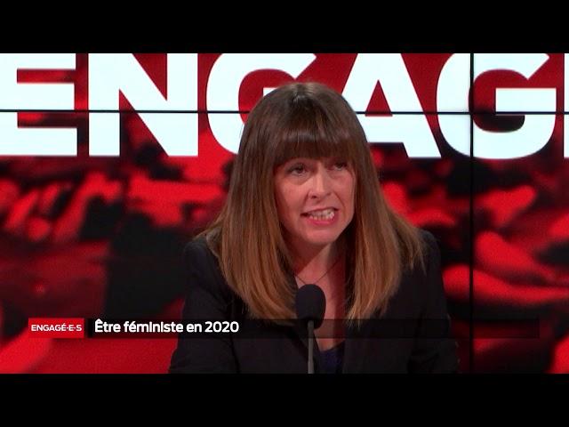 Engagée - Ëtre féministe en 2020