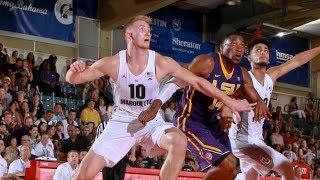 Inside Marquette Basketball | Sam Hauser