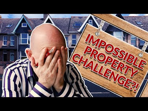 How to Buy Property With NO MONEY! | 24hr NO MONEY DOWN CHALLENGE