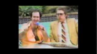 Andy Kaufman Sues Jerry Lawler.