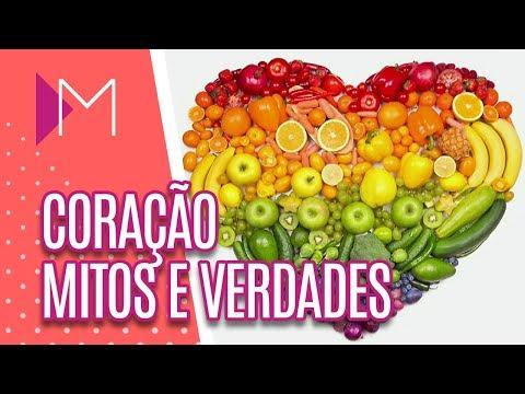Mitos e verdades sobre a saúde do coração - Mulheres (20/08/18)