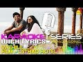 Vaathilil | Karaoke Series | Track With Lyrics | Film Usthad Hotel Mp3