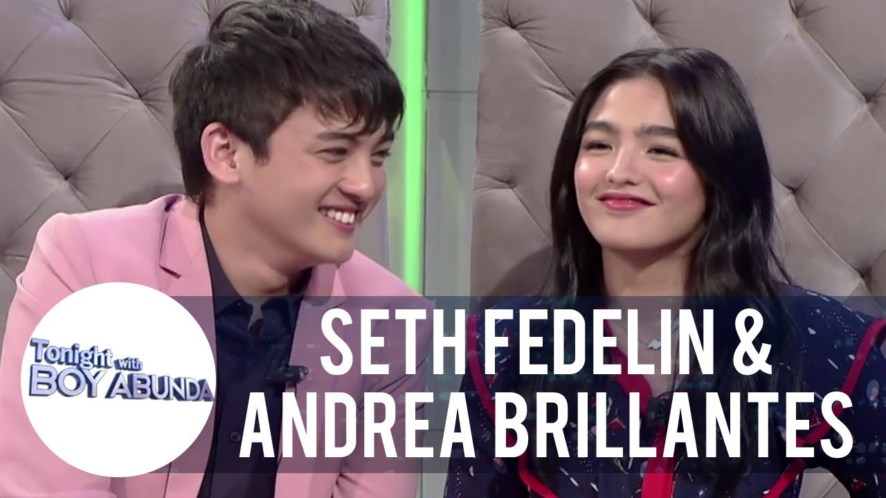 Download Andrea Brillantes admits that she prayed to have her own Daniel Padilla   TWBA