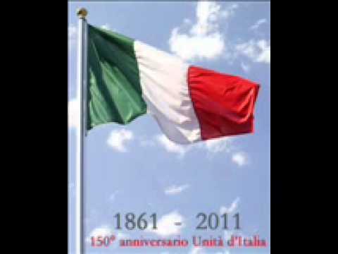 Inno nazionale italiano 150° anniversario dell