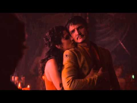 Oberyn Martell x Ellaria Sand | Love is Blindness