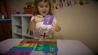Учим цифры для детей. Цифры для малышей. Цифры для самых маленьких. Обучение цифрам.