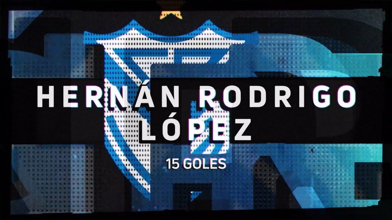 Goles importados de la última década: Hernán Rodrigo López