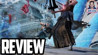 JUMP FORCE Review - What Type Of Fighting Game Is It?