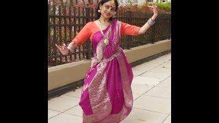 Radha Dutta dances - Chhata dhoro , ..