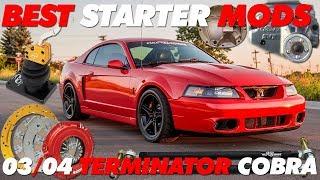 Best Starting Mods 03/04 Terminator Cobra