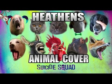Twenty One Pilots - Heathens (Animal Cover)
