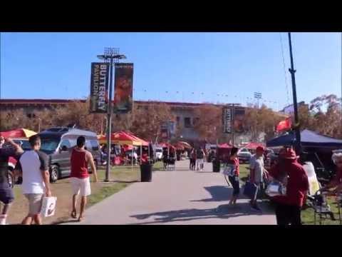 USC Trojans vs. Arizona State University Sun Devils Game Day Vlog (1 October 2016)
