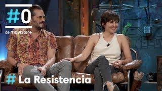 LA RESISTENCIA - Entrevista a Marian Álvarez y Asier Etxeandía    #LaResistencia 26.09.2019